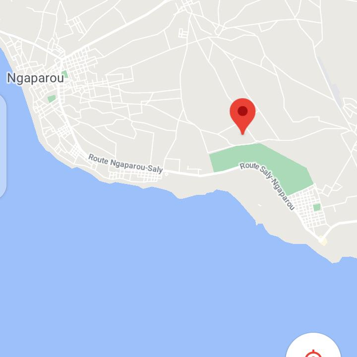 terrain 500 mètre carré Saly golf8