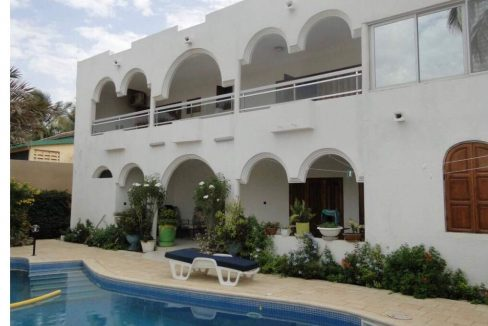 Villa à louer à Saly