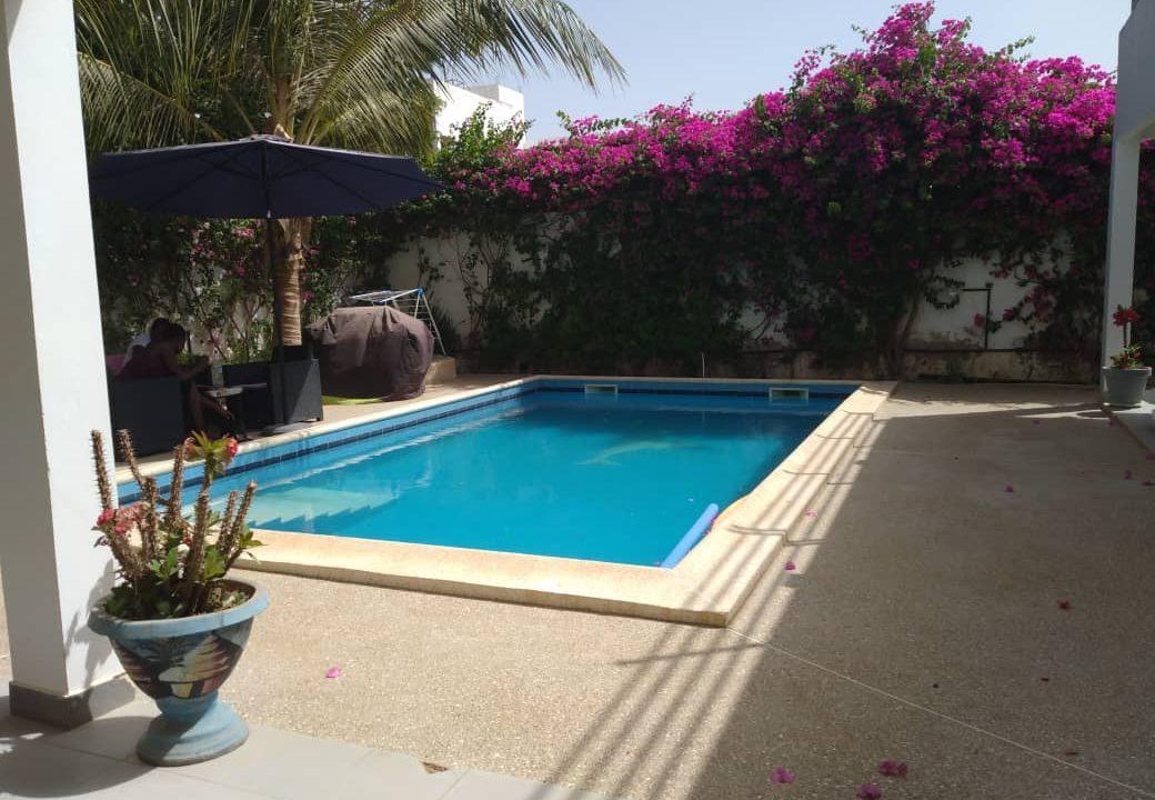 villa 3 chambres à vendre saly diambar10