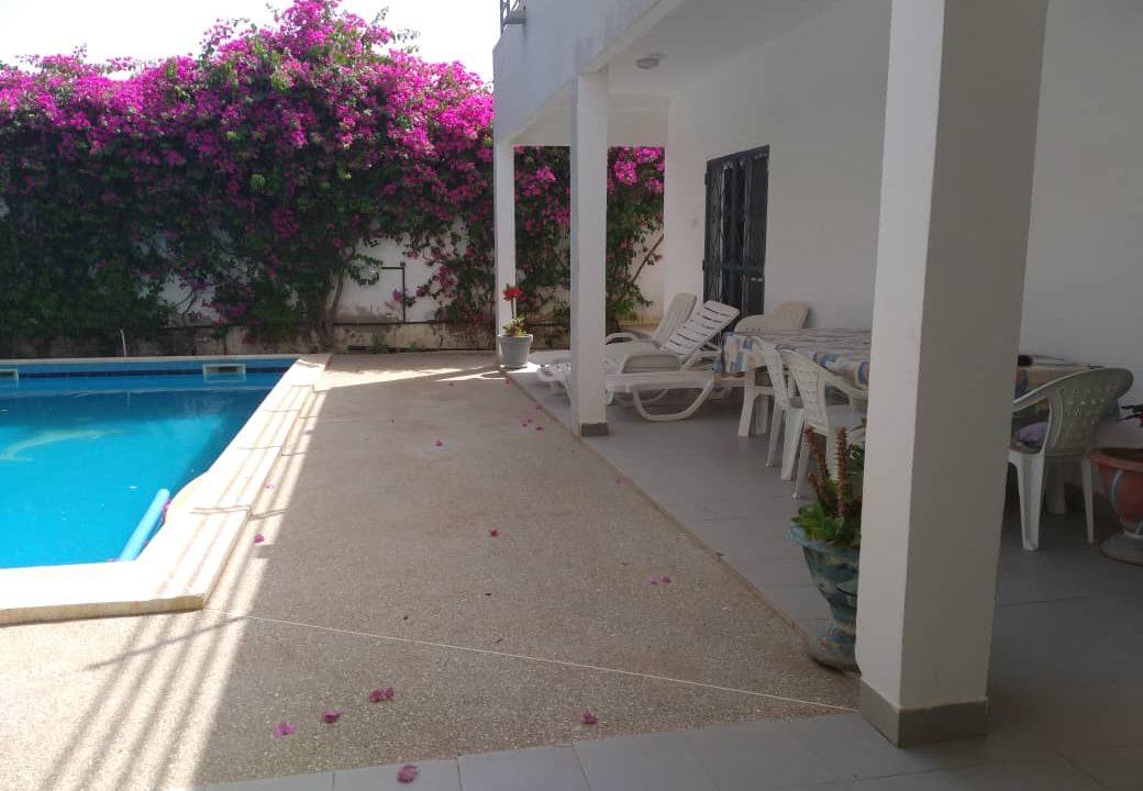 villa 3 chambres à vendre saly diambar12