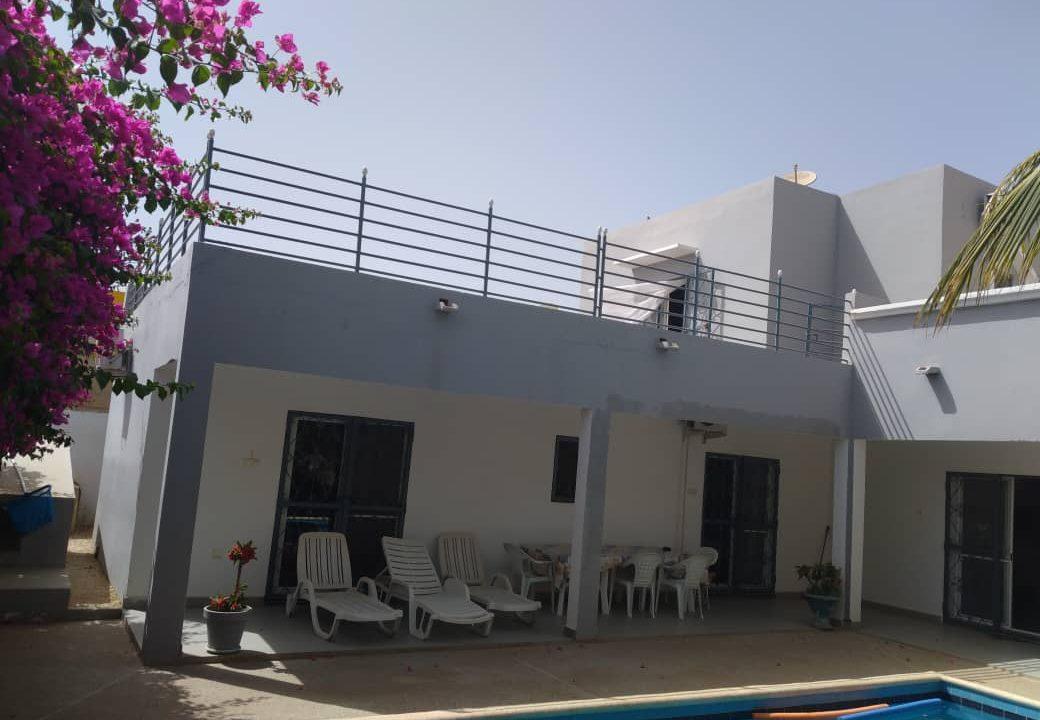 villa 3 chambres à vendre saly diambar27