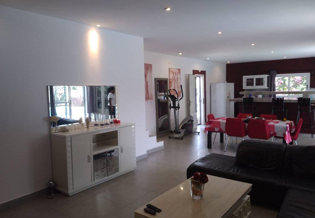 villa 3 chambres à vendre saly diambar30