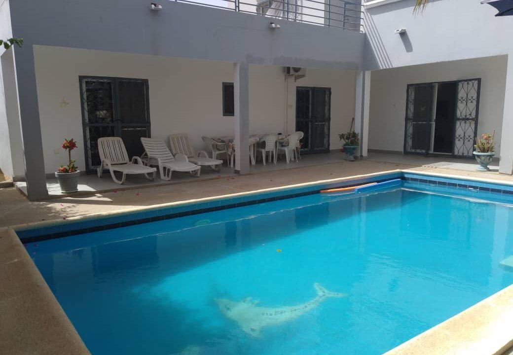 villa 3 chambres à vendre saly diambar7