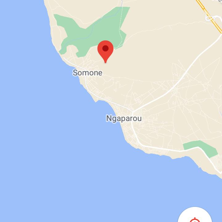 Terrain de 600 mètre carré somone 3