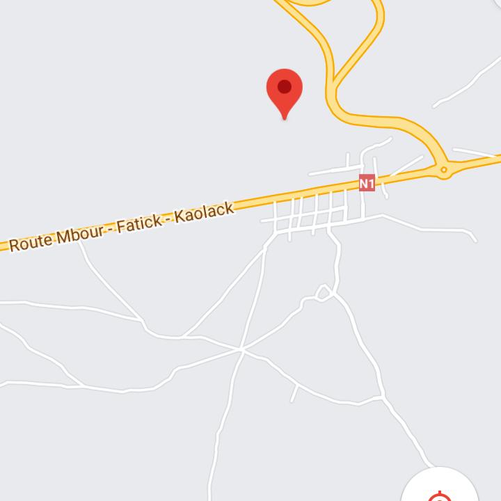 Terrain 600 mètre carré mbour4