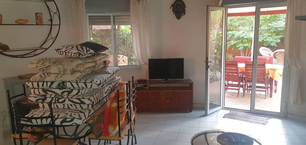 villa 2 chambres à vendre à saly résidence du port 14