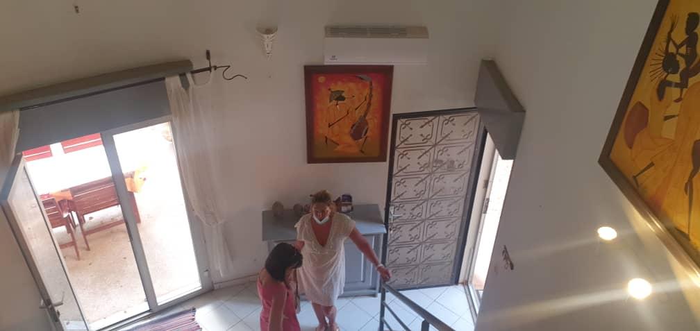 villa 2 chambres à vendre à saly résidence du port 15