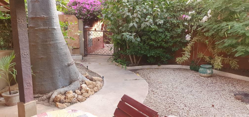 villa 2 chambres à vendre à saly résidence du port 16