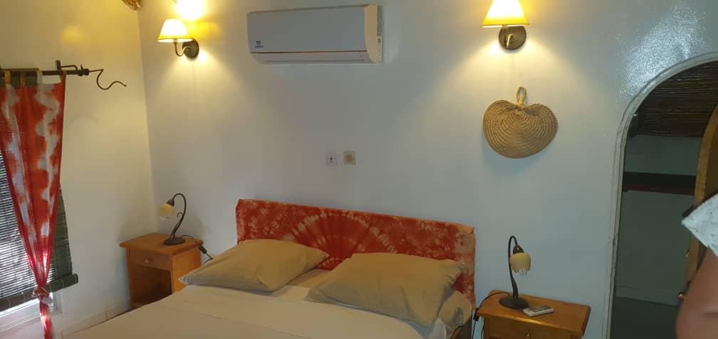 villa 2 chambres à vendre à saly résidence du port 19
