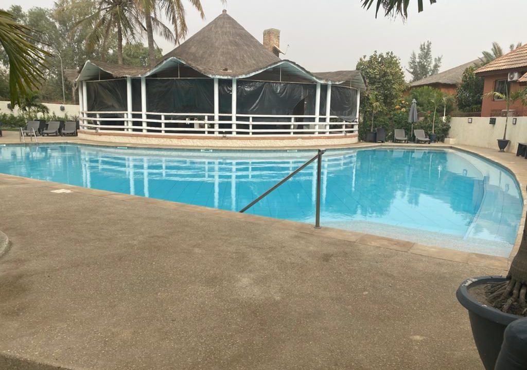 villa 2 chambres à vendre à saly résidence du port 22
