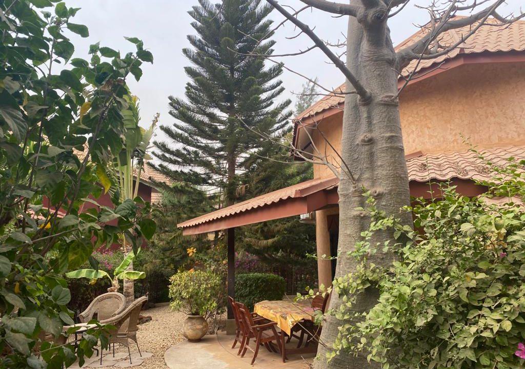 villa 2 chambres à vendre à saly résidence du port 23