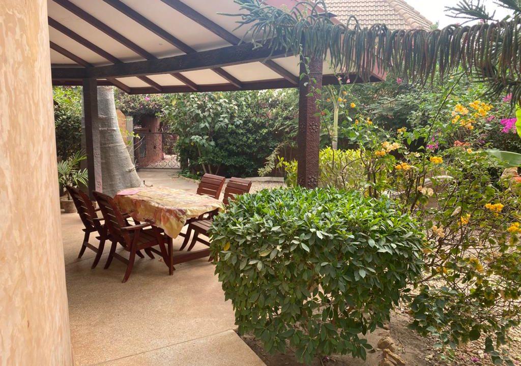villa 2 chambres à vendre à saly résidence du port 27