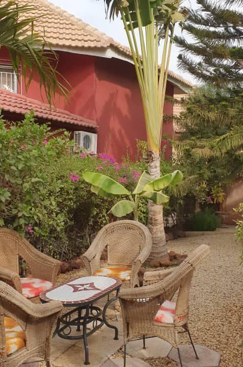 villa 2 chambres à vendre à saly résidence du port 4