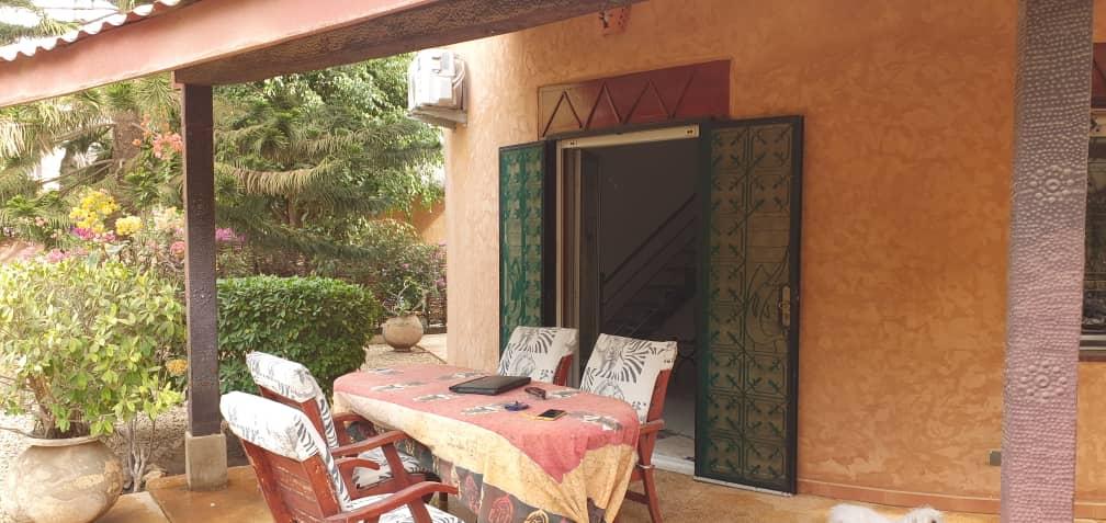 villa 2 chambres à vendre à saly résidence du port 5