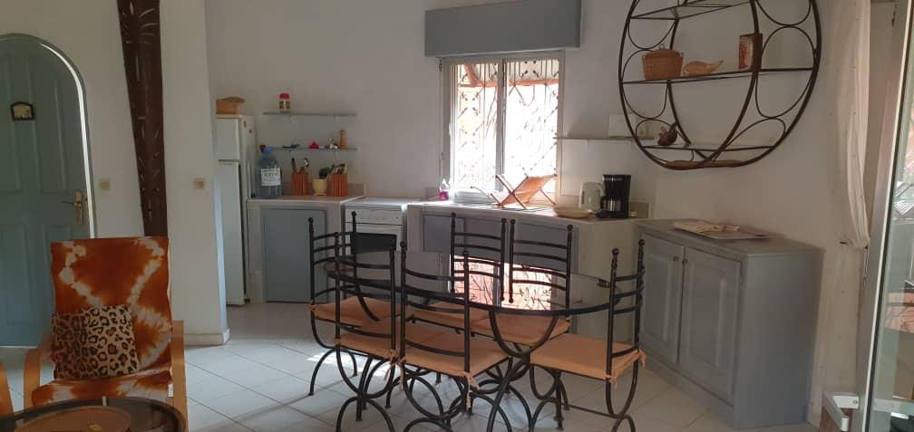 villa 2 chambres à vendre à saly résidence du port 8