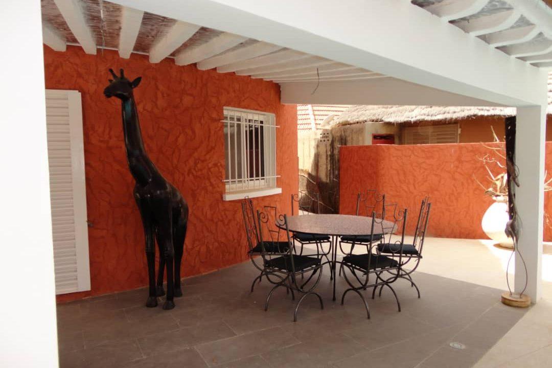 Villa 3 chambres à vendre en residence 5