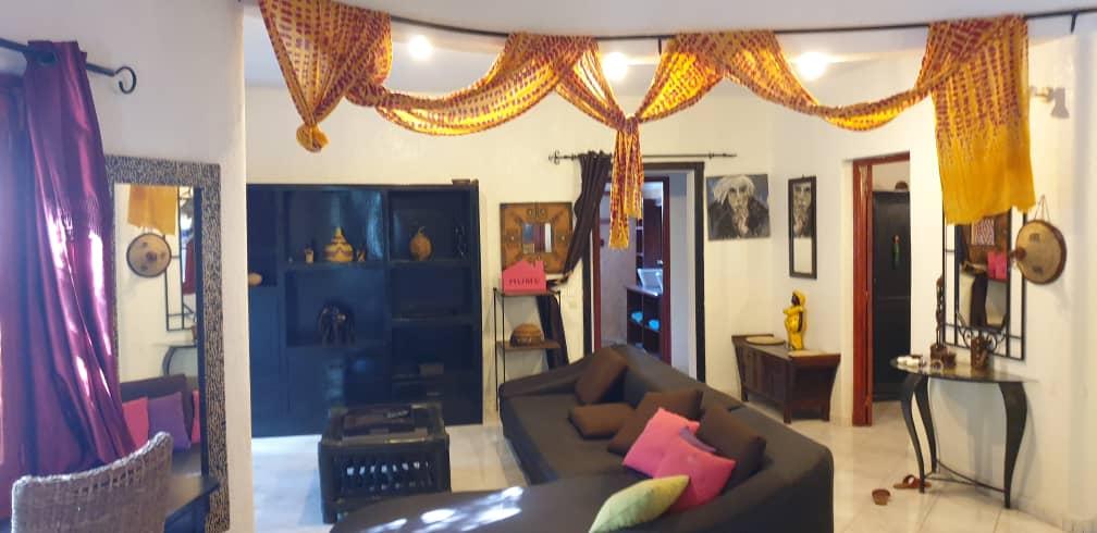villa 3 chambres à louer en residence (tropical) à saly 9