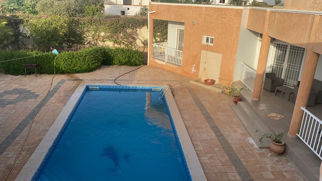 villa 4 chambres à louer à la somone (aigrettes) 31
