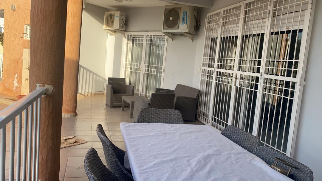 villa 4 chambres à louer à la somone (aigrettes) 35