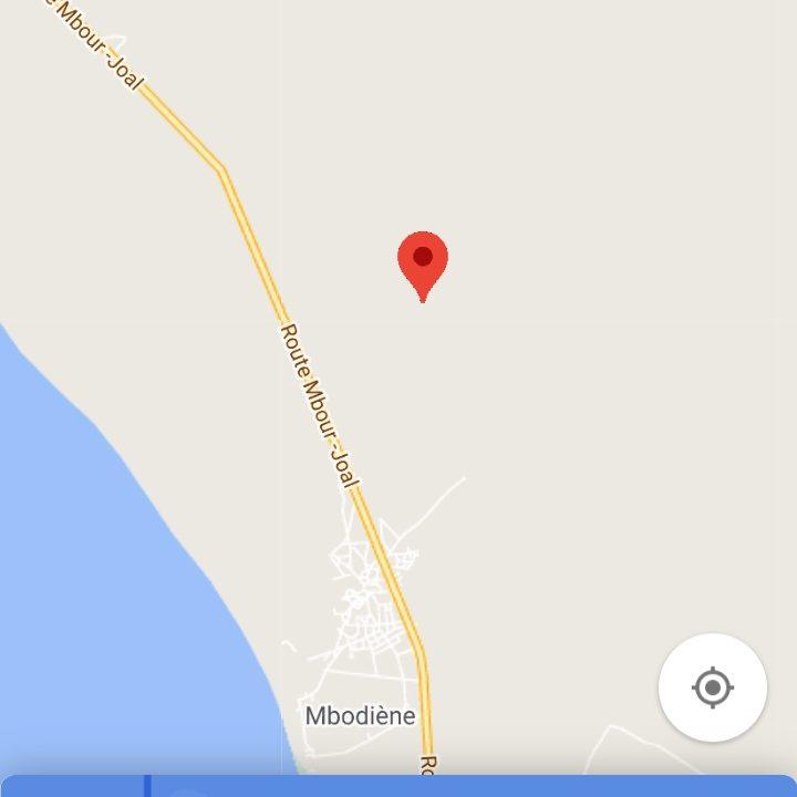 Terrain 1 ha 475 m2 à Mbodiène 3