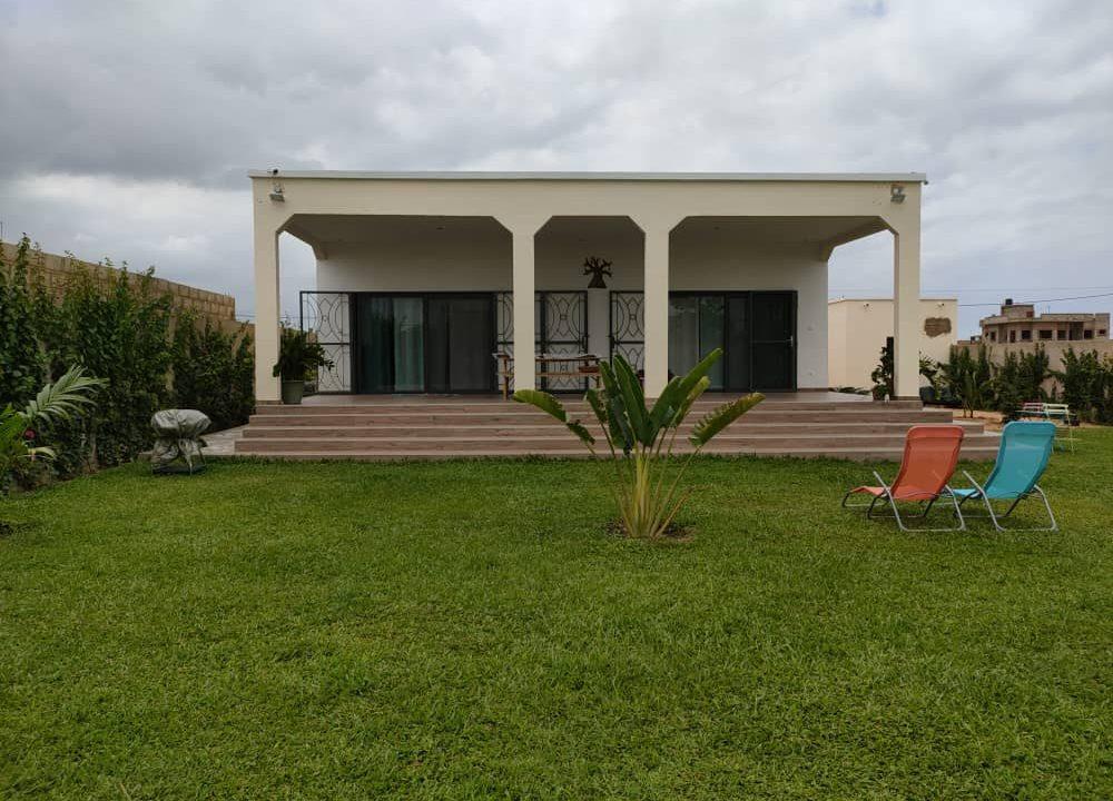 villa neuve meublée à mbour 26