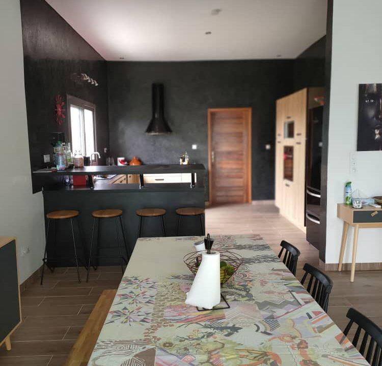 villa neuve meublée à mbour 7